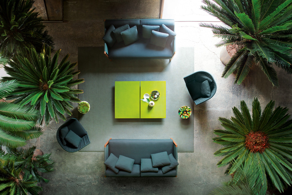Portofino outdoor sofa