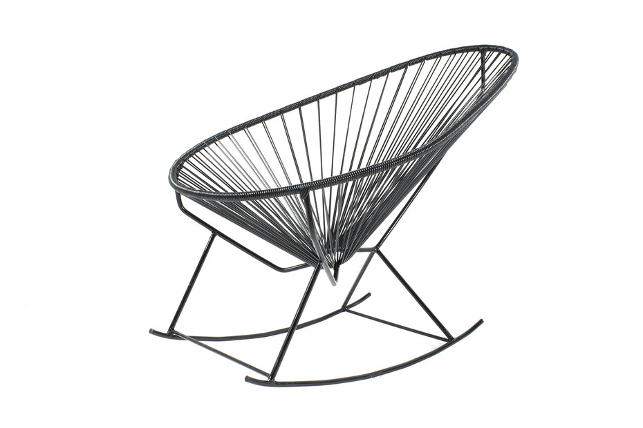 Acapulco Chair Rocking Negro