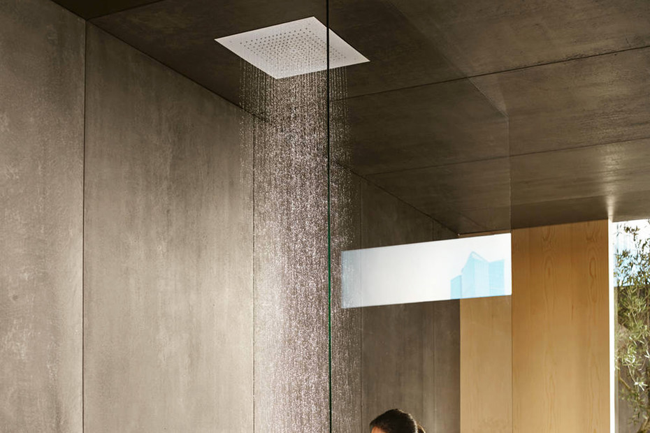 Raindance E overhead shower 400/400 1jet