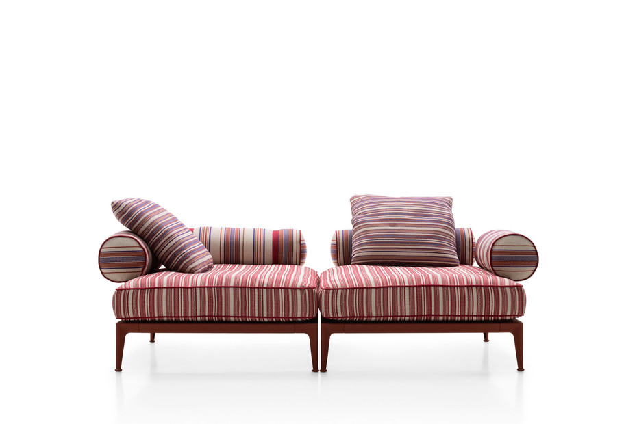 RIBES Chaise Lounge