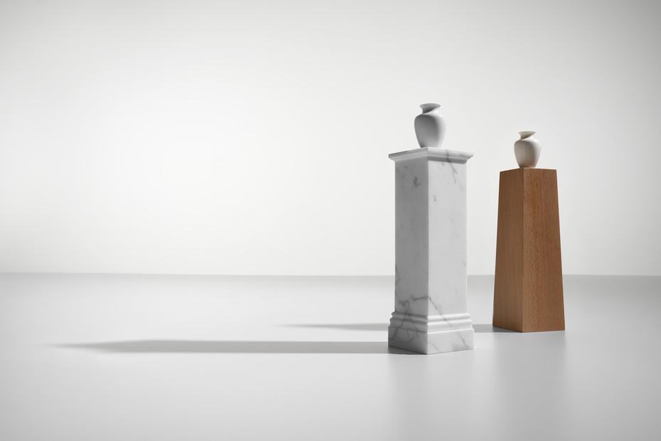 Pedastal Vase No.2