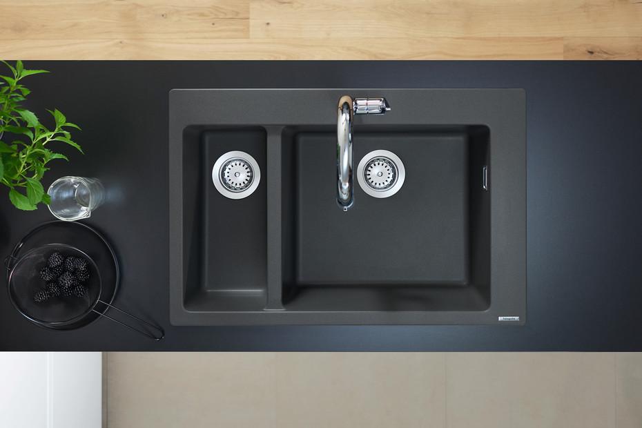 S51 under-mount sink