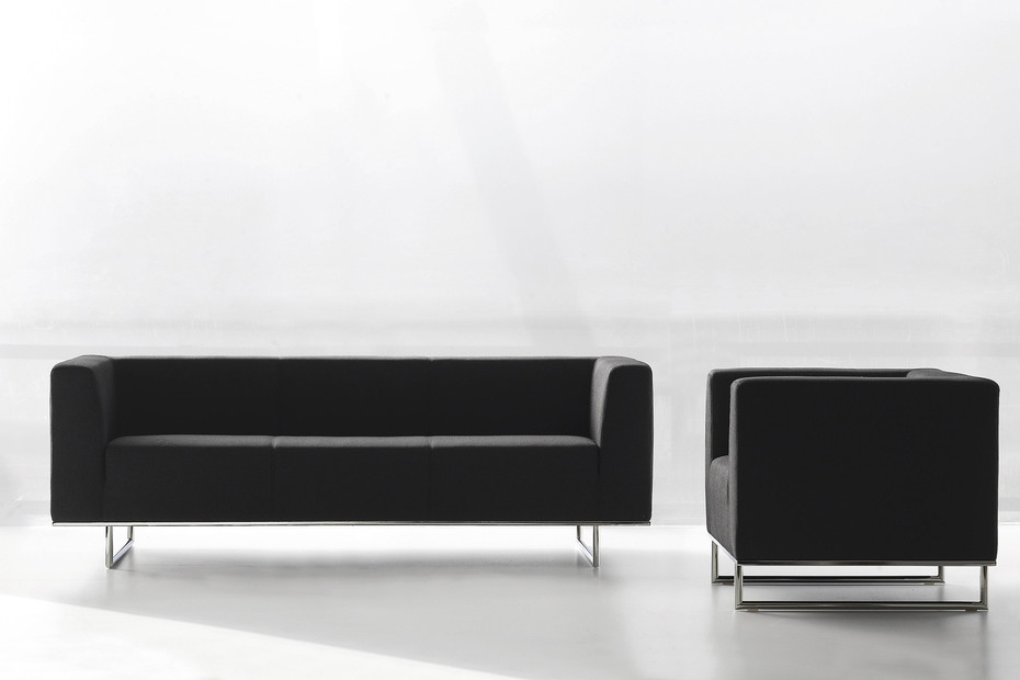 Saffron sofa