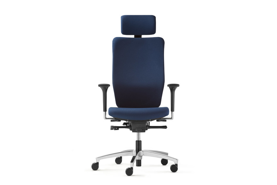Stilo operator swivel chair