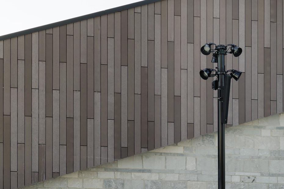 öko skin, Titletown Sledding Pavilion