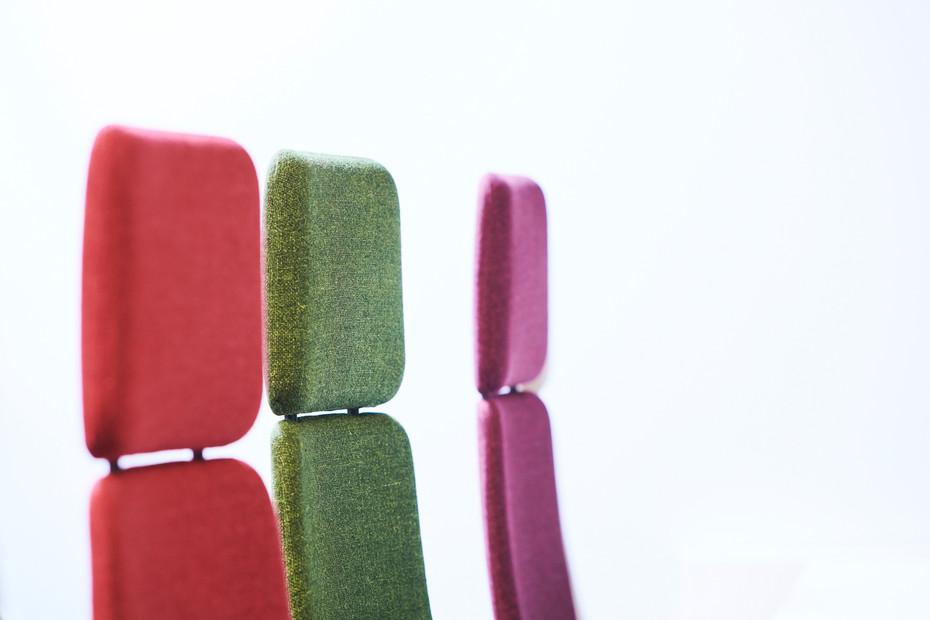 Sola Konferenzstuhl mit Rollen und höhenverstellbar