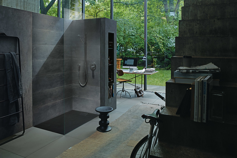 Stonetto shower tray