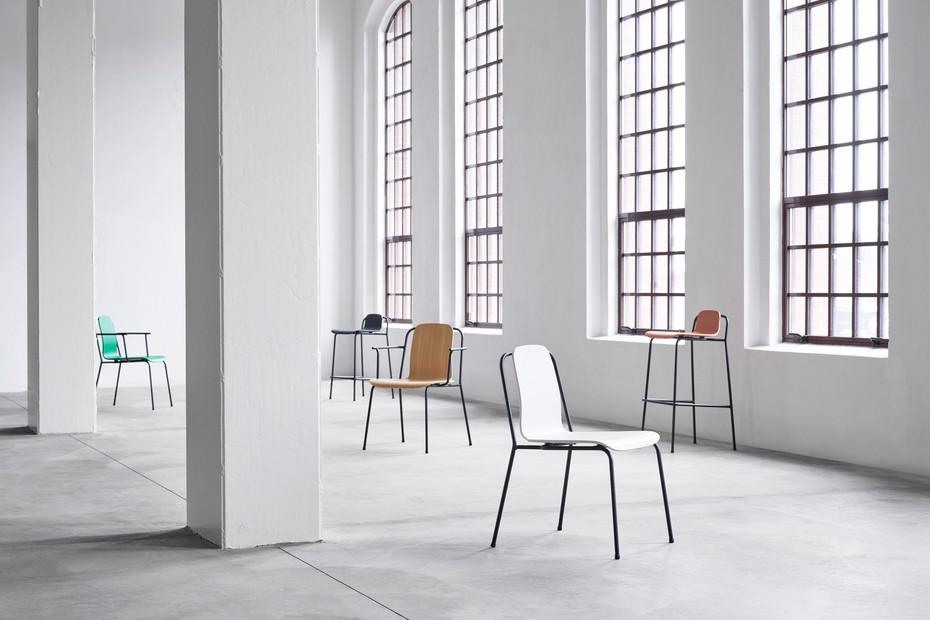 Studio chair series