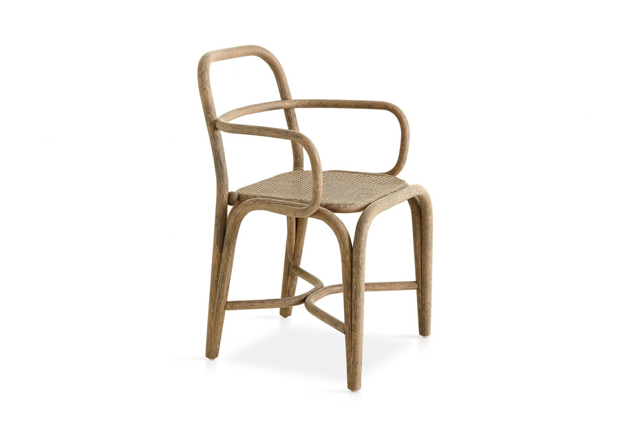 Fontal dining armchair T011 R