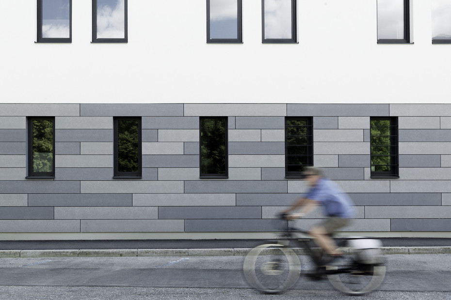 öko skin & formparts, TIWAG Betriebsgebäude