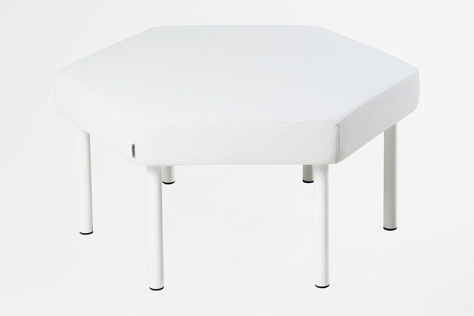 Trixagon stool