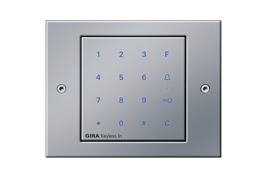 TX_44 Keyless In keypad