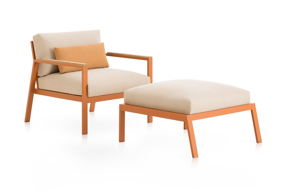 Timeless easy chair