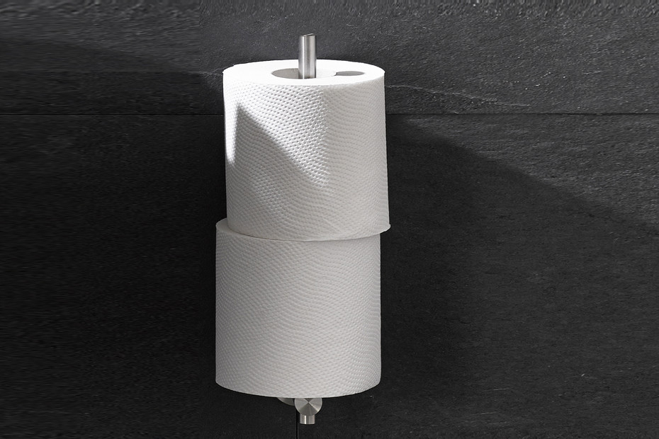 Spare roll holder RTPH2-260D