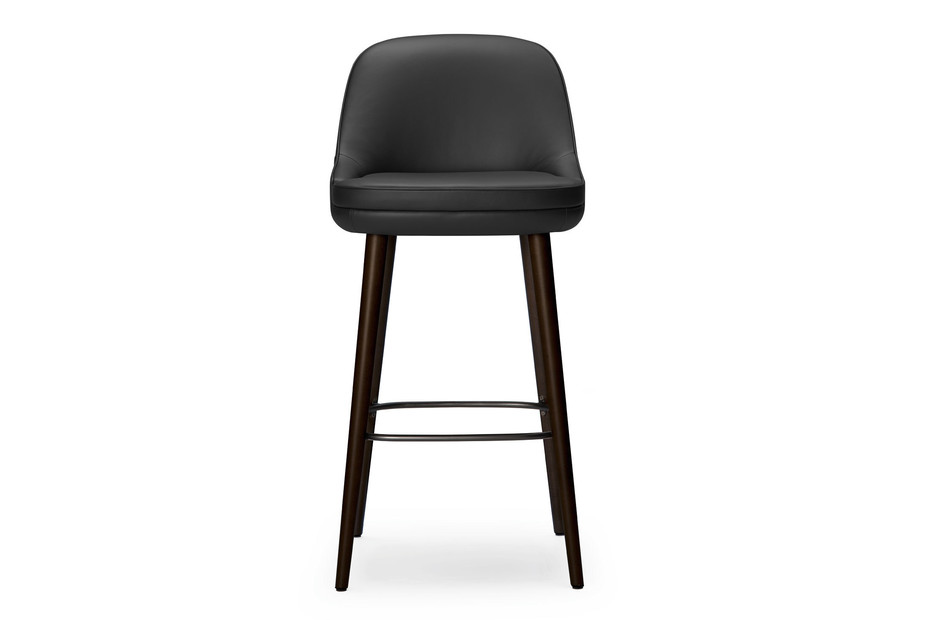 375 bar stool with back rest