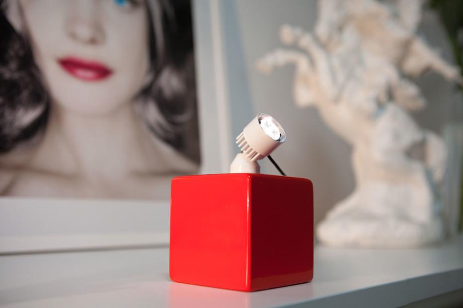 LED-Luc Cube