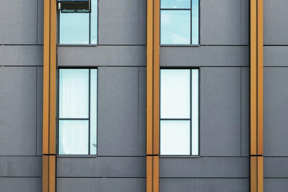 concrete skin, Woodberry Down London