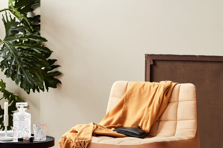 Yam armchair