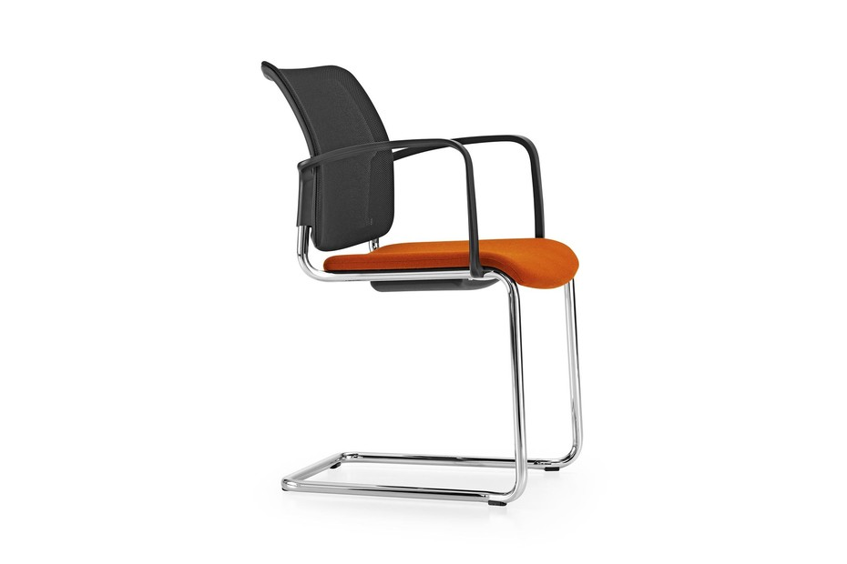 Yanos cantilever chair