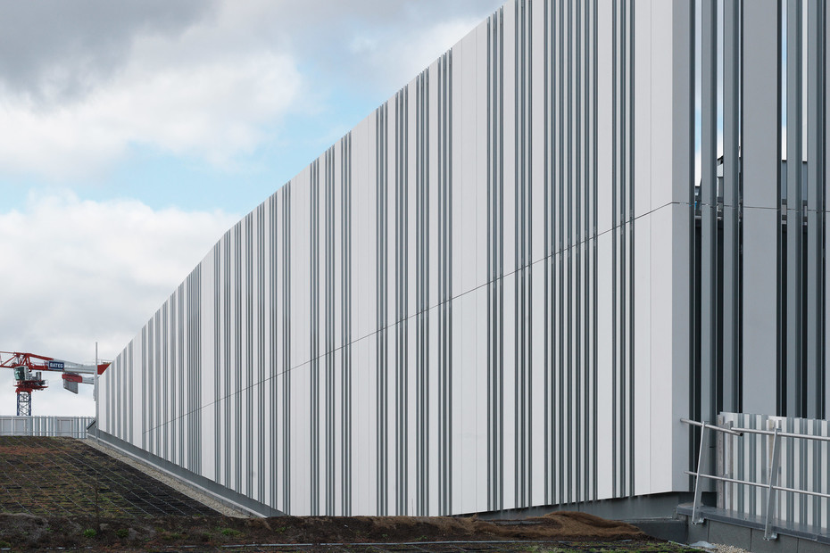 concrete skin & formparts.fab,  ZAC Moulon & Polytechnique Palaiseau