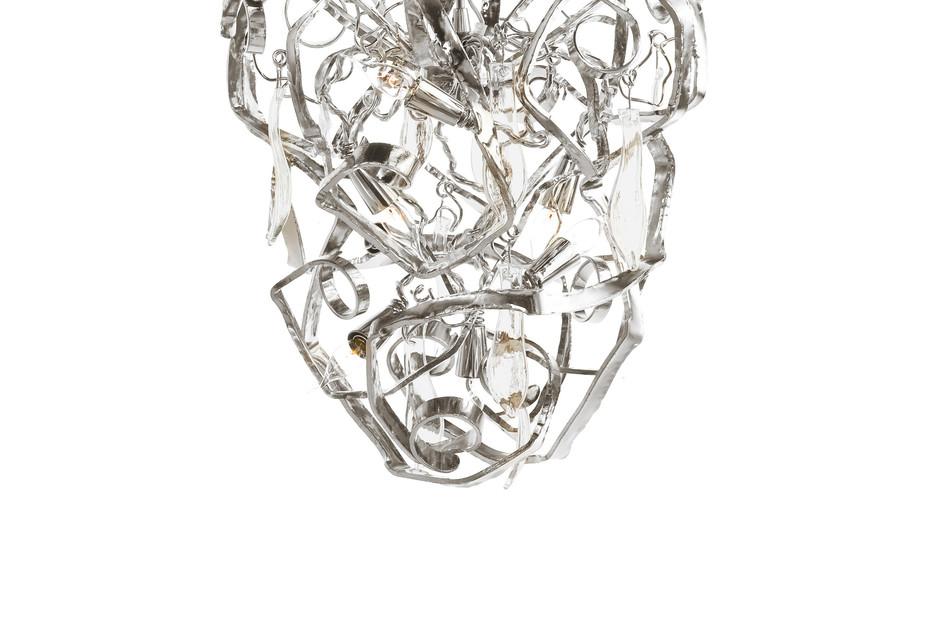 Delphinium Chandelier Conical
