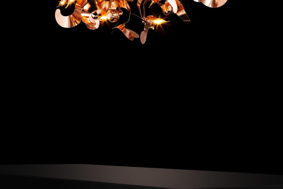 Kelp Chandelier Oval