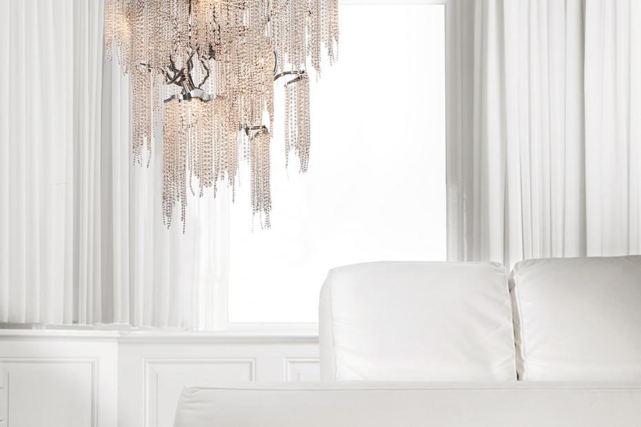 Victoria Chandelier Conical