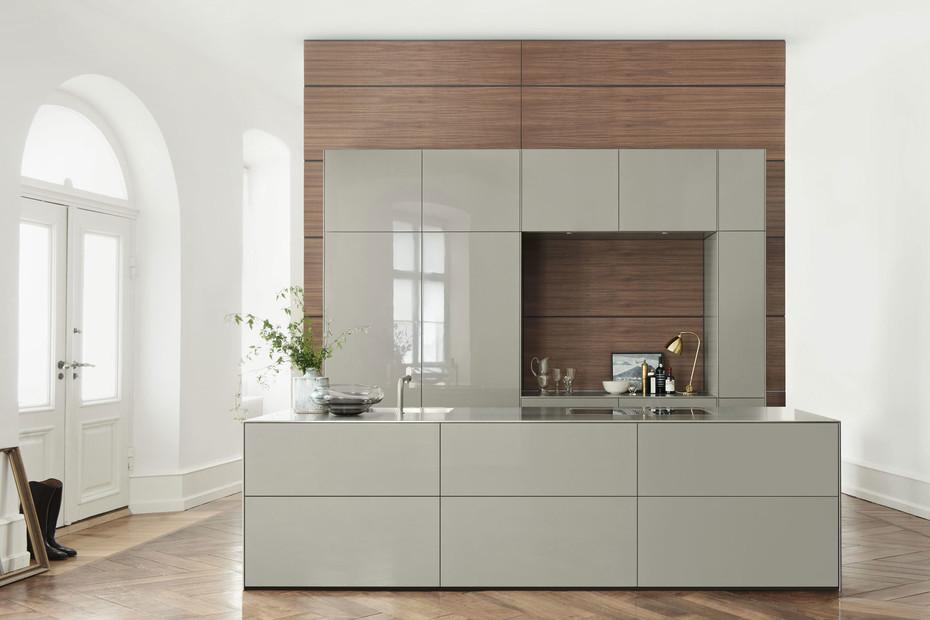 bulthaup b3 rotary sliding door cabinet
