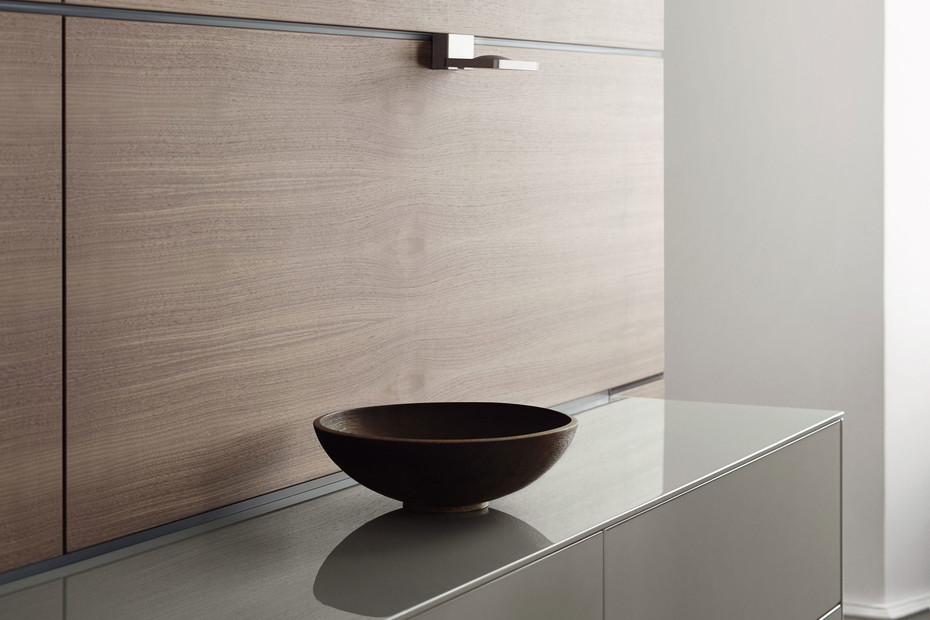 bulthaup b3 stainless steel and aluminum