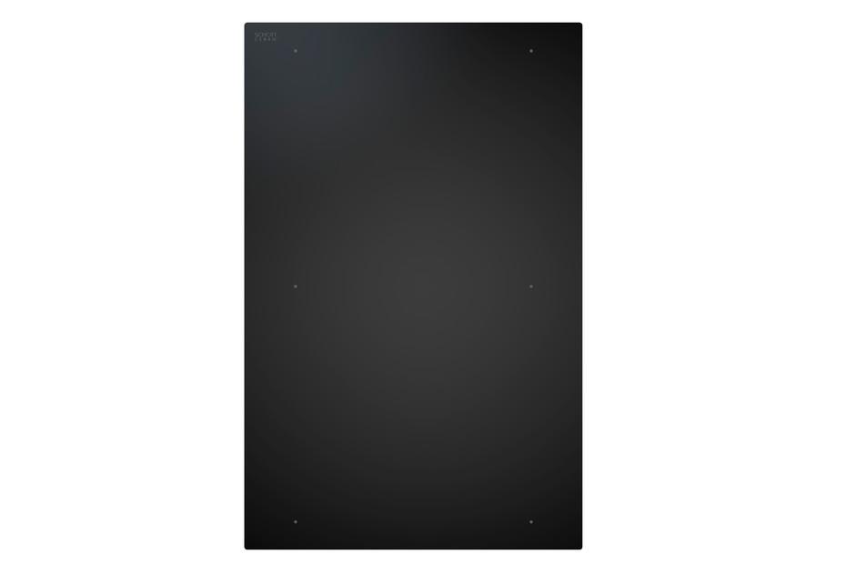 BORA Classic 2.0 Flächeninduktions-Glaskeramik-Kochfeld mit 2 Kochzonen
