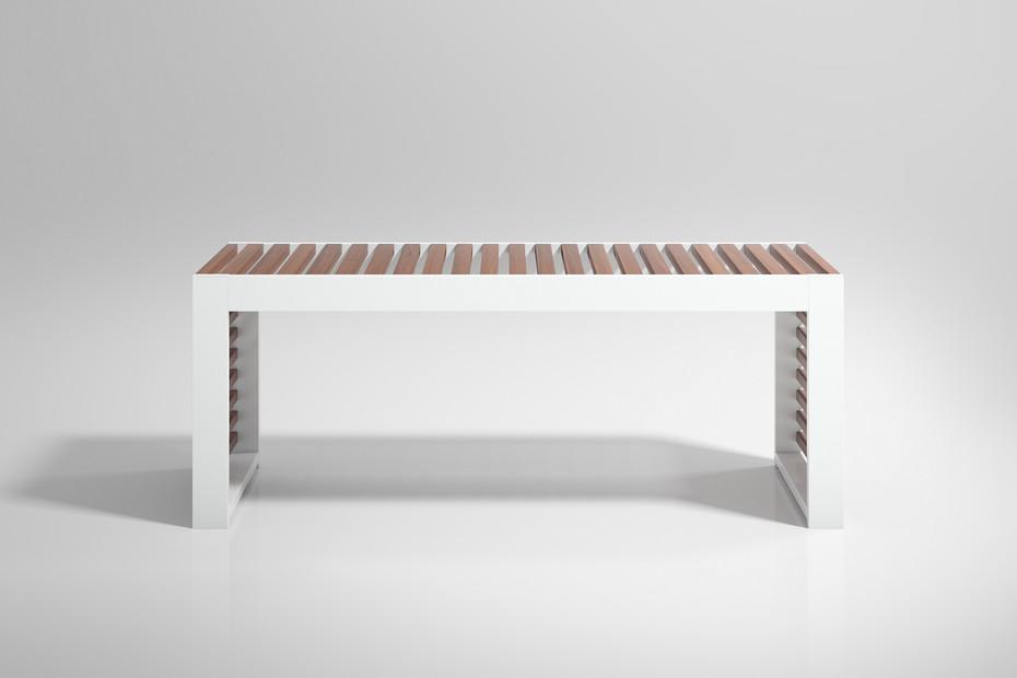 DNA Teak bench