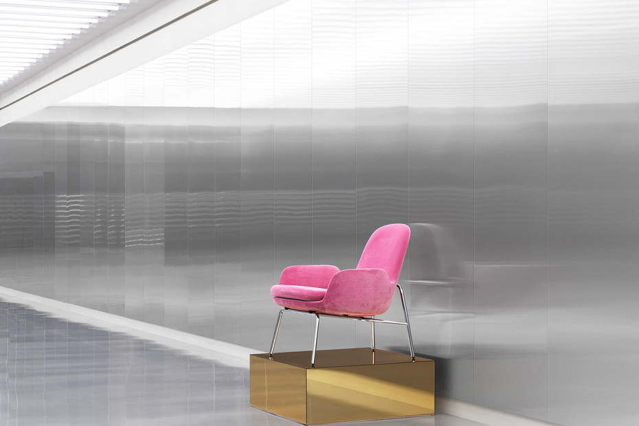 Era Swivel Lounge Chair