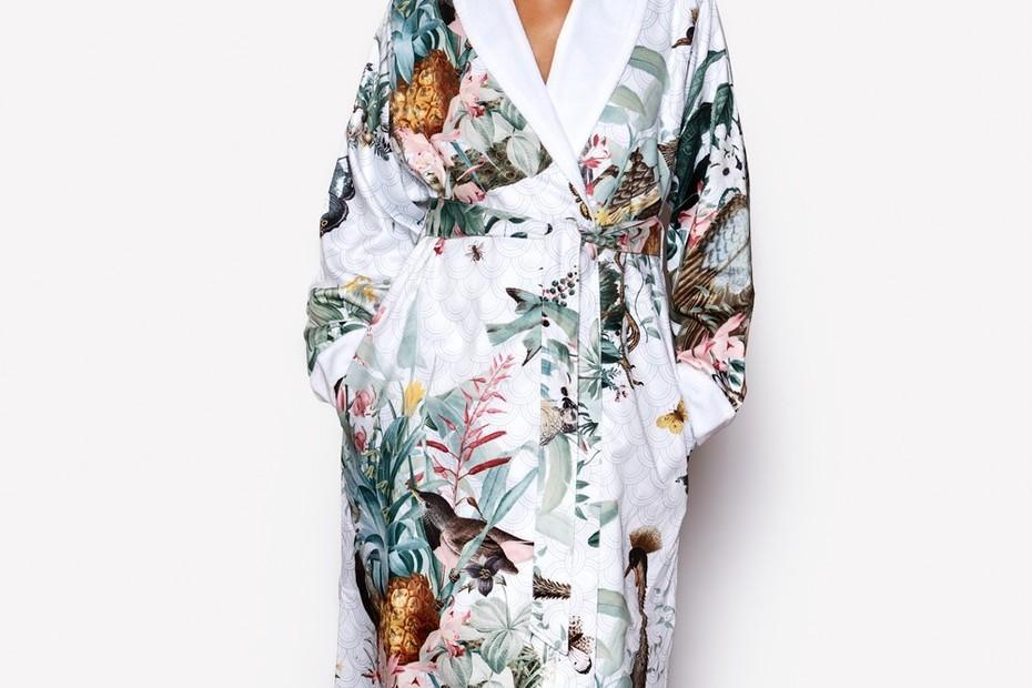 Avantgardening women's robe