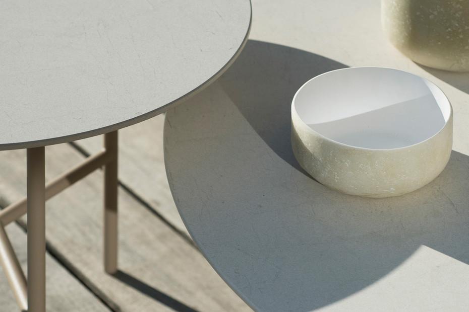 Grada Outdoor round coffee table C916