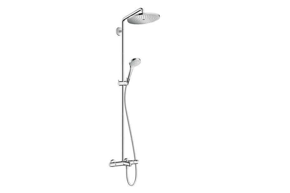 Croma Select 280 Kopfbrause for bathtubs
