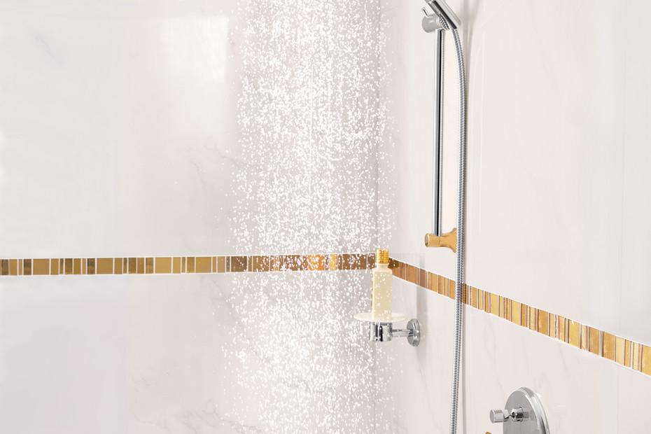 Metropol Classic over head shower