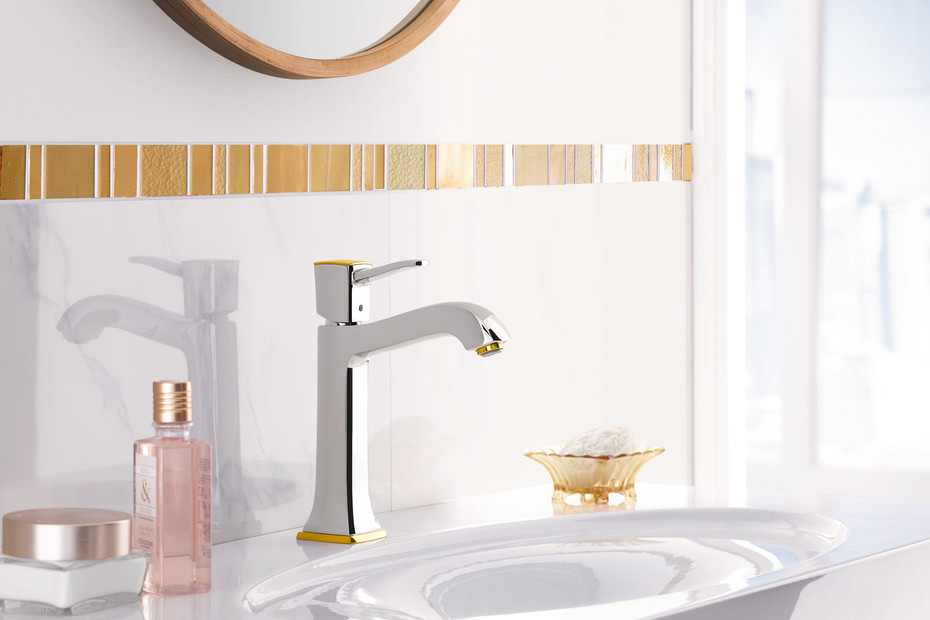 Metropol Classic single lever washbasin mixer 260