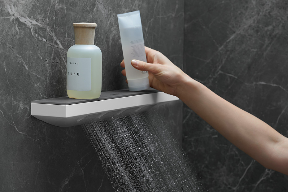 Rainfinity Shoulder Shower By Hansgrohe Stylepark