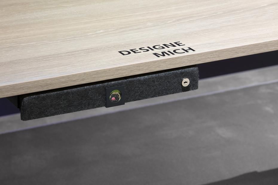 felt drawer