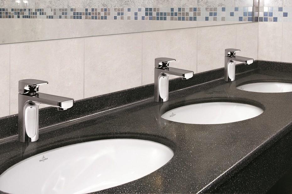 Undercounter washbasin Evana