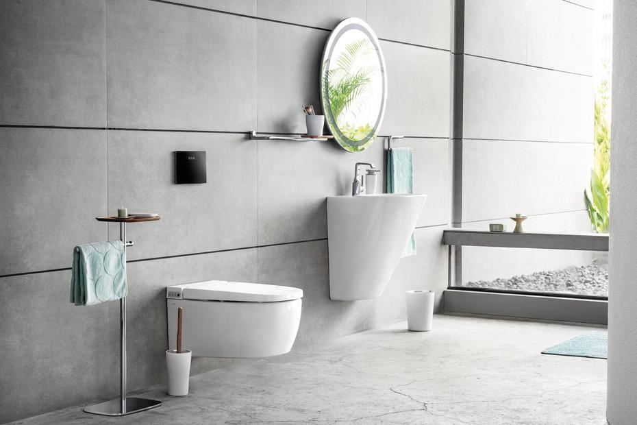 V-Care 1.1 shower-WC
