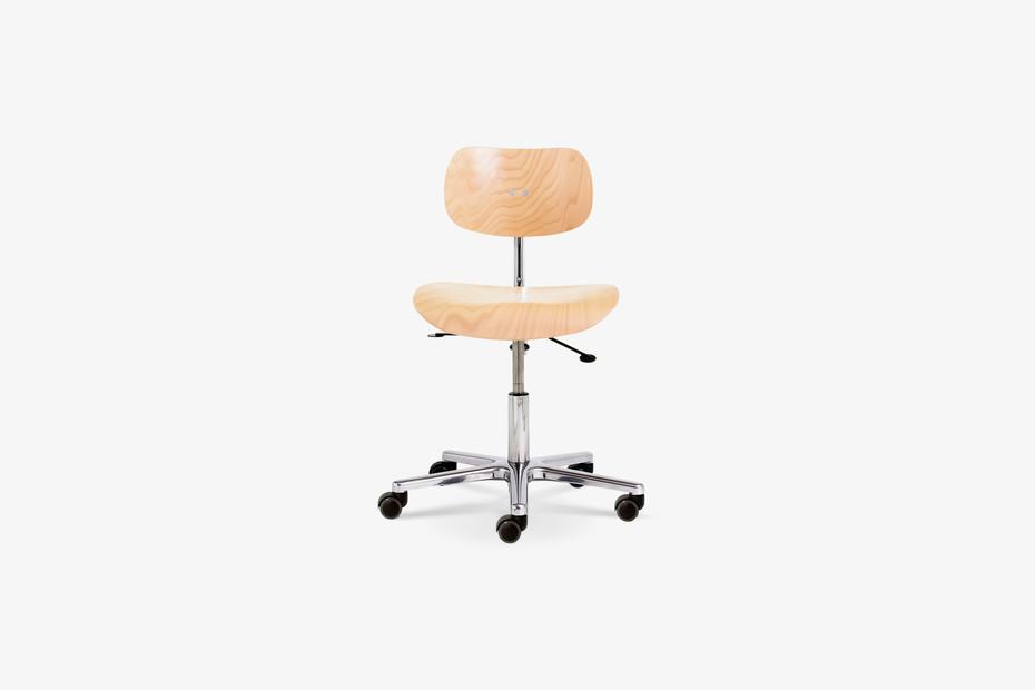 S 197 R Swivel Chair