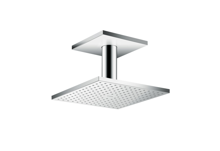 Axor Showers Overhead shower 250/250 1jet with ceiling connection
