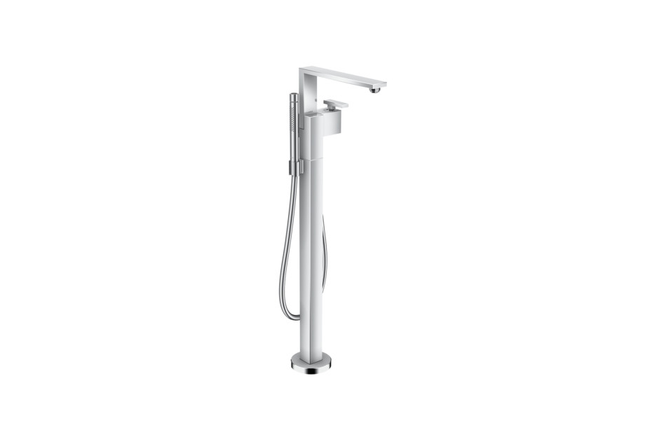 Axor Edge Single lever bath mixer floor-standing