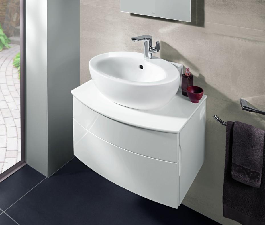 handwaschbecken aveo new generation von villeroy boch. Black Bedroom Furniture Sets. Home Design Ideas