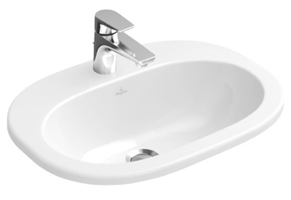 Built-in washbasin O.novo