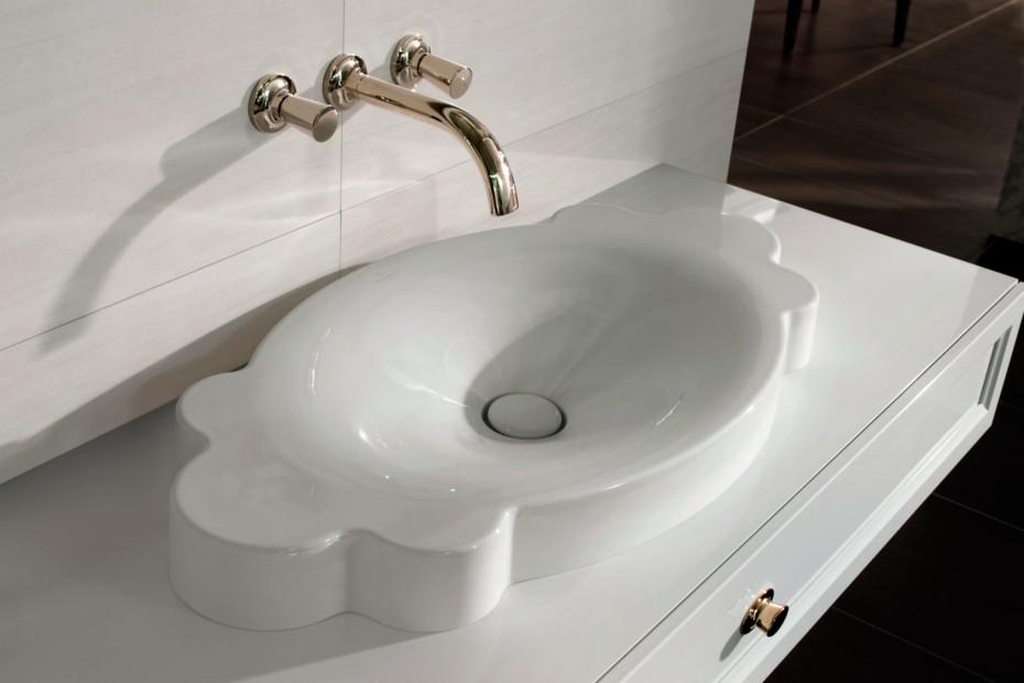 aufsatzwaschtisch la belle von villeroy boch bad wellness stylepark. Black Bedroom Furniture Sets. Home Design Ideas