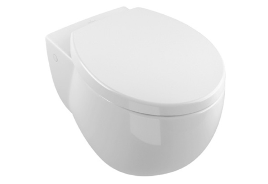 Washdown wall-mounted WC Aveo New Generation