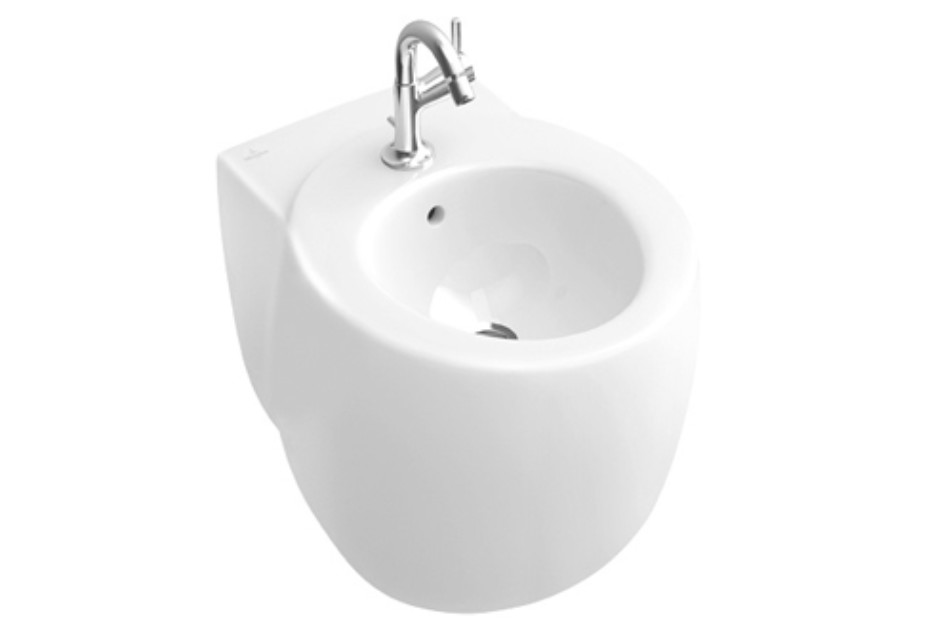 Bidet floor-standing Aveo New Generation