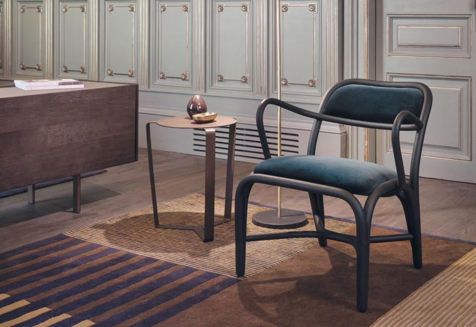 Fontal Sessel gepolstert T012 C
